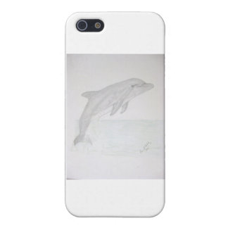 Dolphin Cover For iPhone 5