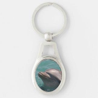 Dolphin Key Ring