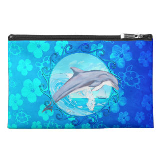 Dolphin Maori Sun Travel Accessory Bag