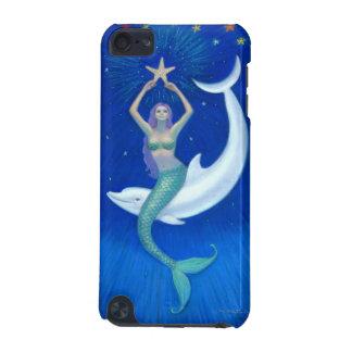 Dolphin Moon Mermaid iPod Touch 5G Case