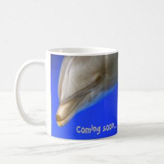Dolphin Mug (Holiday) Coming soon.