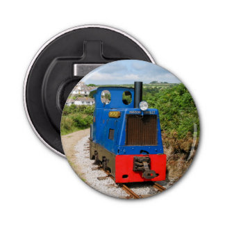 Dolphin on the Groudle Glen Railway Bottle Opener