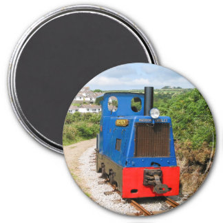 Dolphin on the Groudle Glen Railway Magnet