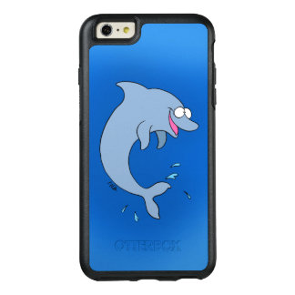 Dolphin Otterbox Symmetry iPhone Case 6 Plus