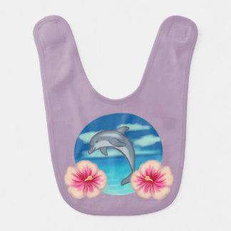 Dolphin Paradise Bib