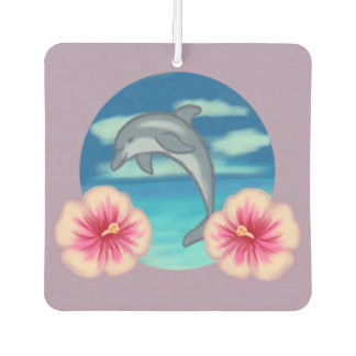 Dolphin Paradise Car Air Freshener