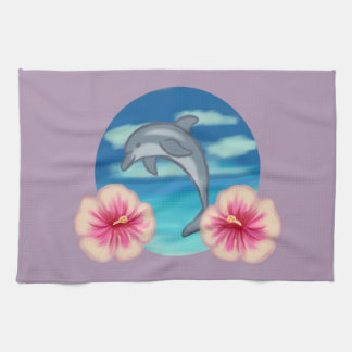 Dolphin Paradise Hand Towels