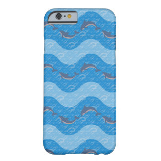 Dolphin Patterned Barely There iPhone 6 Case