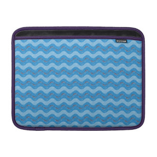 Dolphin Patterned Sleeve For MacBook Air