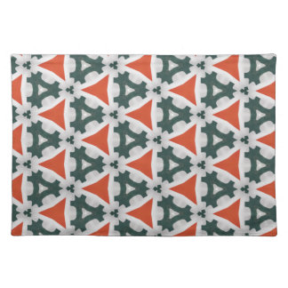 Dolphin Permutation 1 Placemat