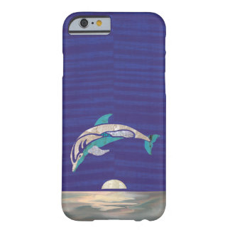 Dolphin Phone Case (Blue Maple)