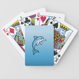 Dolphin Poker Deck