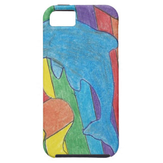 Dolphin Pride iPhone 5 Covers