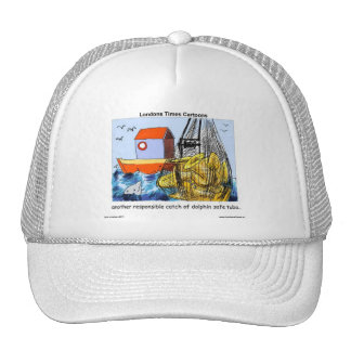 Dolphin-Safe Tuba Funny Gifts Tees Mugs & Cards Cap
