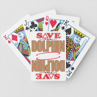 Dolphin Save Poker Deck