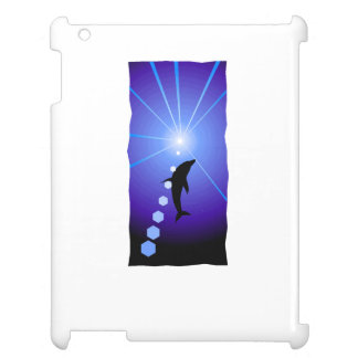 Dolphin Silhouette Case For The iPad