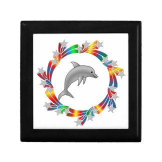 Dolphin Stars Gift Box