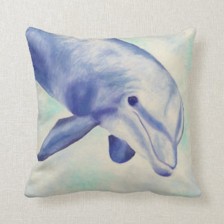 Dolphin Tail pillow