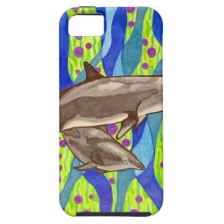 dolphin tough iPhone 5 case