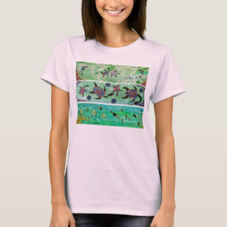 Dolphin & Turtle Dreaming T-Shirt