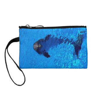 Dolphin Wristlet Purse