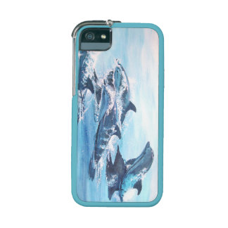 Dolphins Cover For iPhone 5/5S