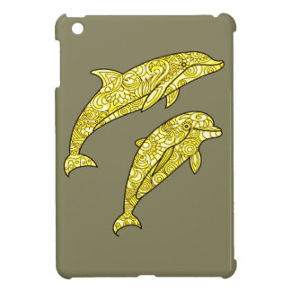 Dolphins Cover For The iPad Mini