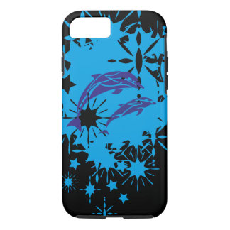 Dolphins Delight iPhone 8/7 Case