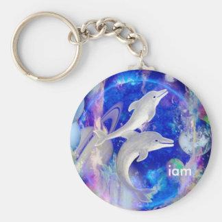 dolphins dreams 2, iam key ring
