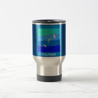 Dolphins (Floridia and Mississippi).jpg Travel Mug
