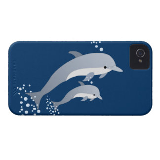 Dolphins iPhone 4 Case-Mate Case