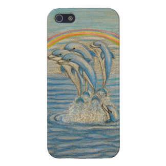 Dolphins iPhone 5/5S Cases
