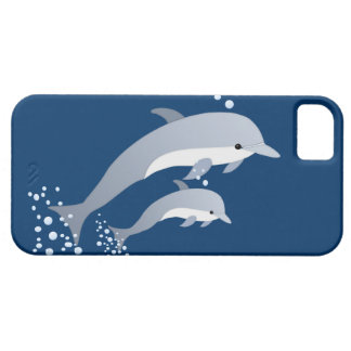 Dolphins iPhone 5 Cover