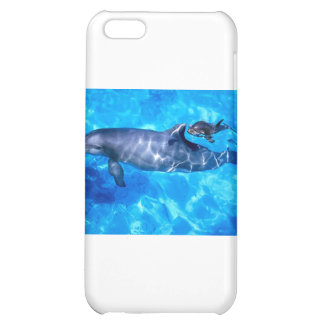 dolphins iPhone 5C covers