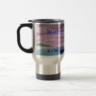 dolphinufo, True Friends make This World a Bett... Coffee Mug