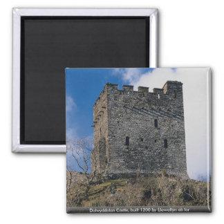 Dolwyddelan Castle, built 1200 by Llewellyn ab lor Magnet