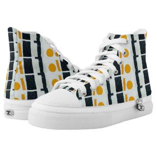 Domaino Printed Shoes