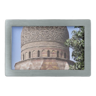 Dome of a mosque in Cairo Belt Buckles
