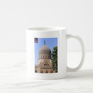 Dome of a mosque in Cairo Coffee Mug