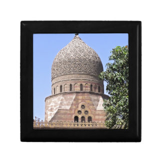 Dome of a mosque in Cairo Gift Box