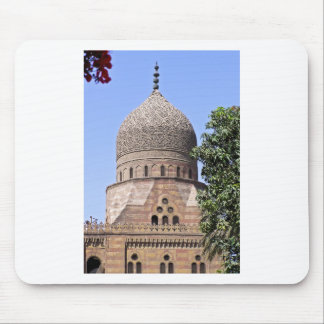 Dome of a mosque in Cairo Mouse Pad