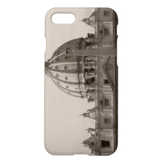 Dome of St Peters Basilica Rome iPhone 7 Case