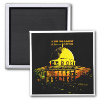 Dome of the Rock, Jerusalem Magnet