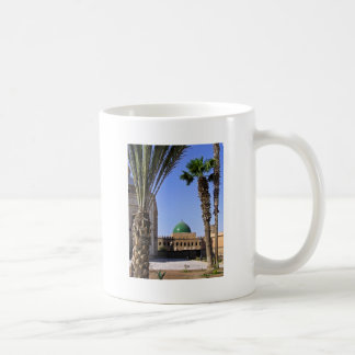 Dome of the Sultan Ali mosque in Cairo Coffee Mug