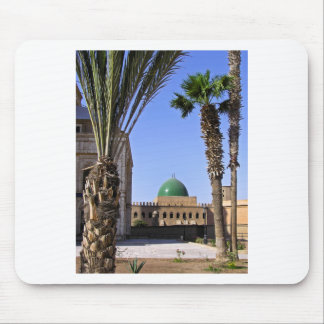Dome of the Sultan Ali mosque in Cairo Mouse Pad