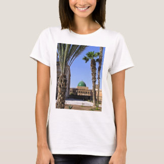 Dome of the Sultan Ali mosque in Cairo T-Shirt