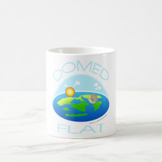 DOMED & FLAT EARTH  |  Under the Dome Coffee Mug
