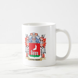 Domenico Coat of Arms - Family Crest Coffee Mug