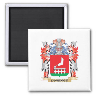 Domenico Coat of Arms - Family Crest Magnet