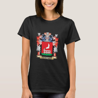 Domenico Coat of Arms - Family Crest T-Shirt